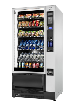 go to our range of snack machines