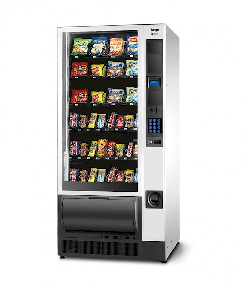 all snack machines